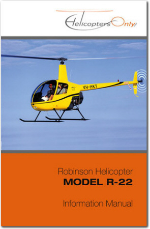Helicopter Pilot Information Manuals featuring Bell Jetranger